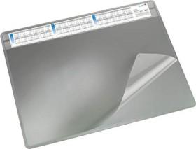 Läufer Durella Soft Schreibunterlage, grau (47653)