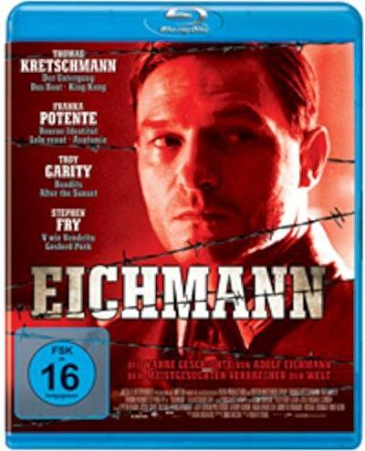 Eichmann (Blu-ray) -- via Amazon Partnerprogramm
