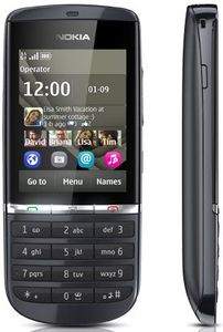 Nokia Asha 300 grau