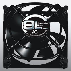 Arctic Arctic Fan 8L, 80mm