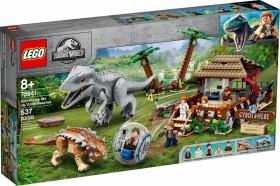 LEGO Jurassic World - Indominus Rex vs. Ankylosaurus (75941)