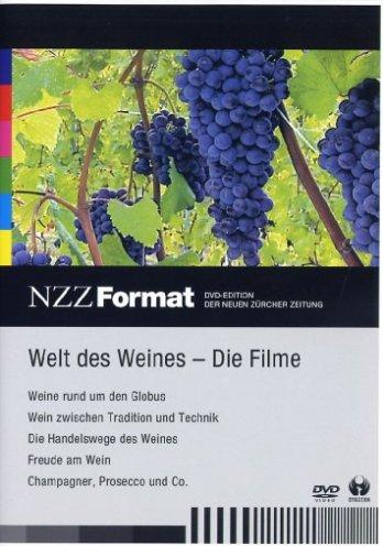 NZZ Format: Welt des Weines - Die Filme -- via Amazon Partnerprogramm
