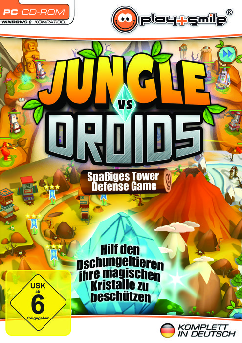 Jungle vs. Droids (German) (PC)