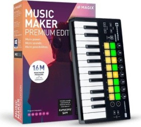 Magix Music Maker 2019 Performer (German) (PC)