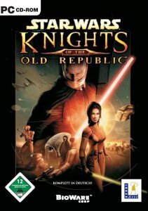 Star Wars: Knights of the Old Republic (German) (PC)