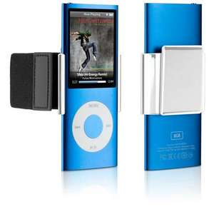 Philips ActionClip for iPod nano 5G black (DLA66003D/10)