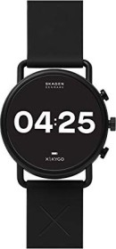 Skagen Connected Falster 3 X by KYGO mit Silikonarmband schwarz (SKT5202)