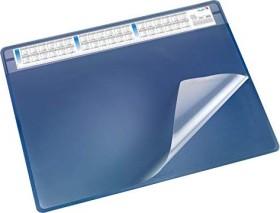 Läufer Durella Soft Schreibunterlage, blau (47605)