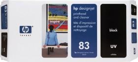HP Druckkopf 83 UV schwarz (C4960A)