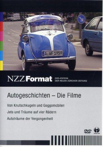 NZZ Format: Autogeschichten - Die Filme -- via Amazon Partnerprogramm