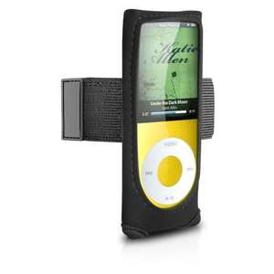 Philips Action Jacket for iPod nano 5G black (DLA66067D/10)