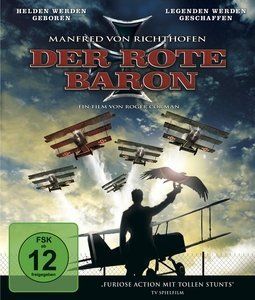 the Rote Baron - Manfred of Richthofen (Blu-ray)