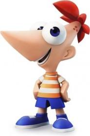 Disney Infinity - Figur Phineas (PC/PS3/PS4/Xbox 360/Xbox One/WiiU/Wii/3DS)