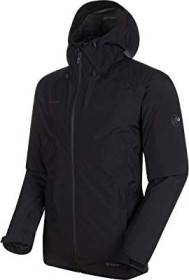 Mammut Convey 3in1 HS Hooded Jacke schwarz (Herren) (1010-26470-0052)