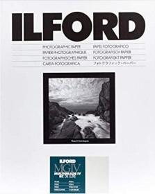 Ilford MG IV photo paper (various types)