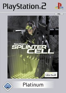 Tom Clancy's Splinter Cell (niemiecki) (PS2)