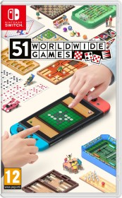 51 Worldwide Games (Download) (Switch)