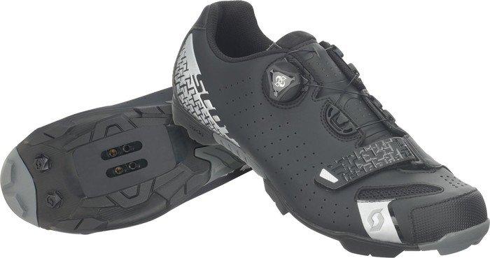 Scott MTB Comp Boa Damen Fahrrad Schuhe schwarz/silber 2018: Größe: 36 At0Oddo4CB