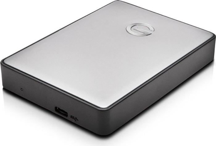 G-Technology G-Drive Mobile USB-C grey 4TB, USB-C 3.0 (0G10347 / GDMUCWWE40001AHBV2 / HMLD2ZM/A)