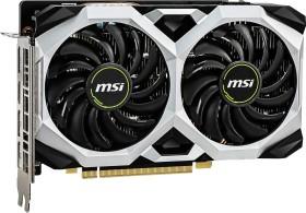 MSI GeForce GTX 1660 Ti Ventus XS 6G, 6GB GDDR6, HDMI, 3x DP (V375-063R)