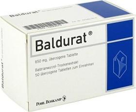 Baldurat 650mg Tabletten, 50 Stück