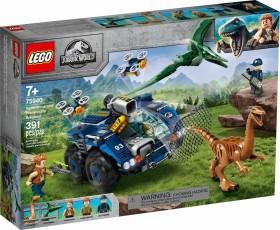LEGO Jurassic World - Ausbruch von Gallimimus und Pteranodon (75940)