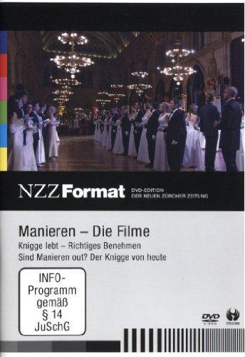 NZZ Format: Manieren - Der Knigge von Heute -- via Amazon Partnerprogramm