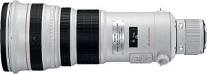 Canon obiektyw EF 500mm 4.0 L IS USM (2532A003/2532A010)