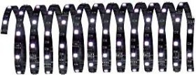 Paulmann YourLED Eco Stripe LED Strips 5m 36W black with colour change (702.53)