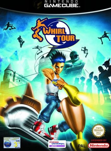 Whirl Tour (deutsch) (GC) -- via Amazon Partnerprogramm