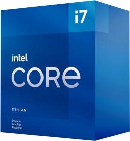 Intel Core i7-11700F, 8C/16T, 2.50-4.90GHz, boxed (BX8070811700F)