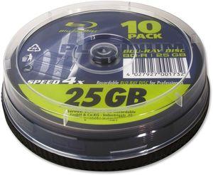 BestMedia Platinum BD-R 25GB 4x, 10er Spindel (100451)