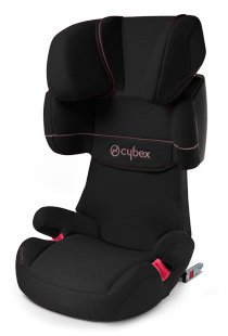 Cybex Solution X-Fix Pure Black