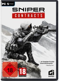Sniper: Ghost Warrior - Contracts (Download) (PC)