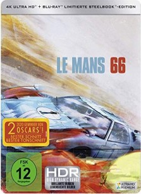 Le Mans 66: Gegen jede Chance (4K Ultra HD)