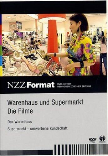 NZZ Format: Warenhaus und Supermarkt - Die Filme -- via Amazon Partnerprogramm