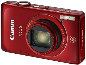 Canon Digital Ixus 1100 HS red (5689B009)