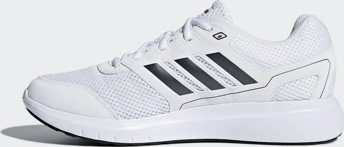 adidas Herren Duramo LITE 2.0 Traillaufschuhe, Weiß (Ftwbla/Carbon 000), 40 2/3 EU