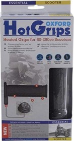 Oxford OF772 Motorcycle heated grips