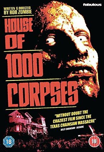 House of 1000 Corpses (UK) -- via Amazon Partnerprogramm