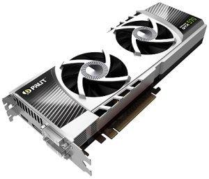 Palit GeForce GTX 570 Sonic, 1.25GB GDDR5, 2x DVI, HDMI, DisplayPort (NE5X570SF10DA)