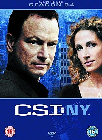 CSI New York Season 4 (UK) -- via Amazon Partnerprogramm