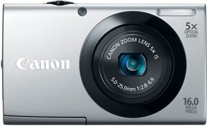 Canon PowerShot A3400 IS silver (6182B011)