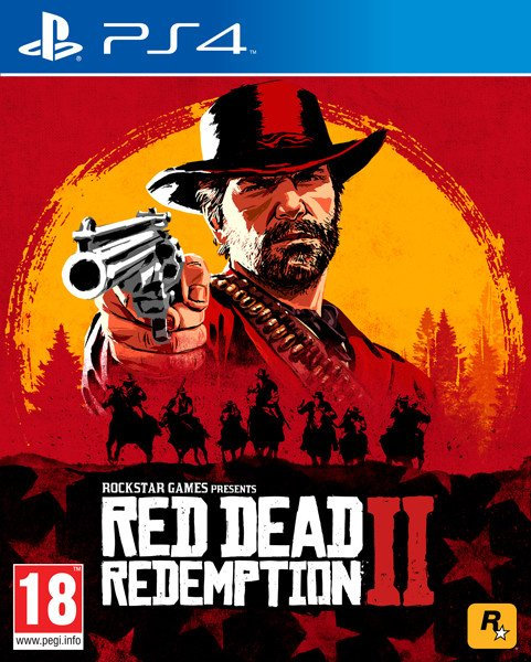 Red Dead Redemption 2 (deutsch) (PS4)