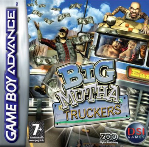 Big Mutha Truckers (GBA) -- via Amazon Partnerprogramm