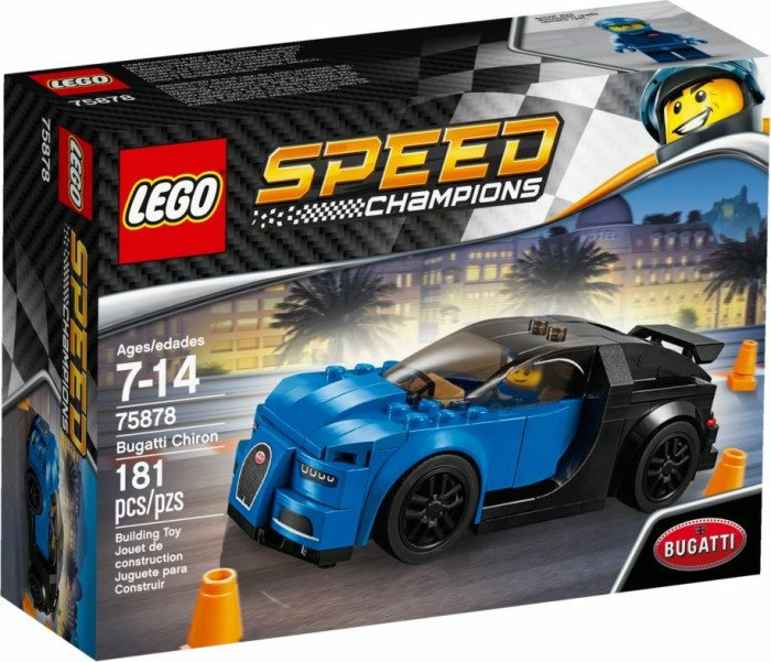 lego speed champions - bugatti chiron ab € 27,29 (2019