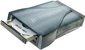 Freecom FX-50 DVD+/-RW 8x Double Layer, USB 2.0/FireWire (22874)
