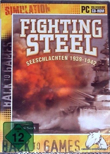 Fighting Steel (niemiecki) (PC) -- przez Amazon Partnerprogramm