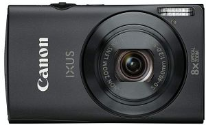 Canon Digital Ixus 230 HS black (5693B007)