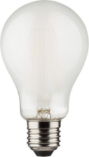 Müller Licht Filament LED Birne Retro E27 6W warmweiß matt, 2er-Pack (400296)